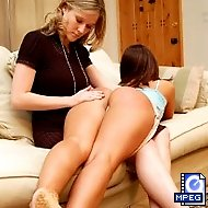 The Nanny Diaries - Michaela McGowen is spanked by her boss!